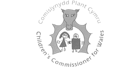 Childrens Comissioner for Wales Logo