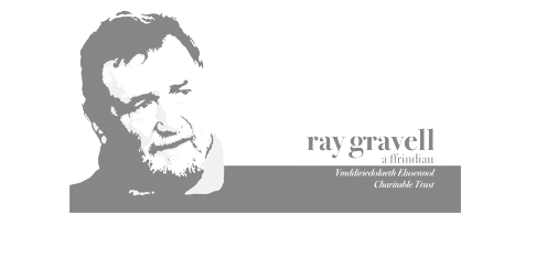 Ray Gravell & Friends Trust Logo